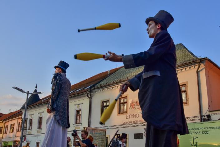 Festivalové telegramy 2019