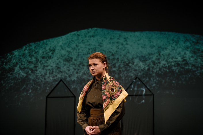 Katarína Kucbelová – Peter Palik: ČEPIEC, Mária Knoppová